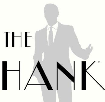The Hank men's handkerchief collection logo