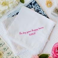 Happy Tears Handkerchief