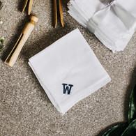 Bulk Monogrammed Men's Handkerchief