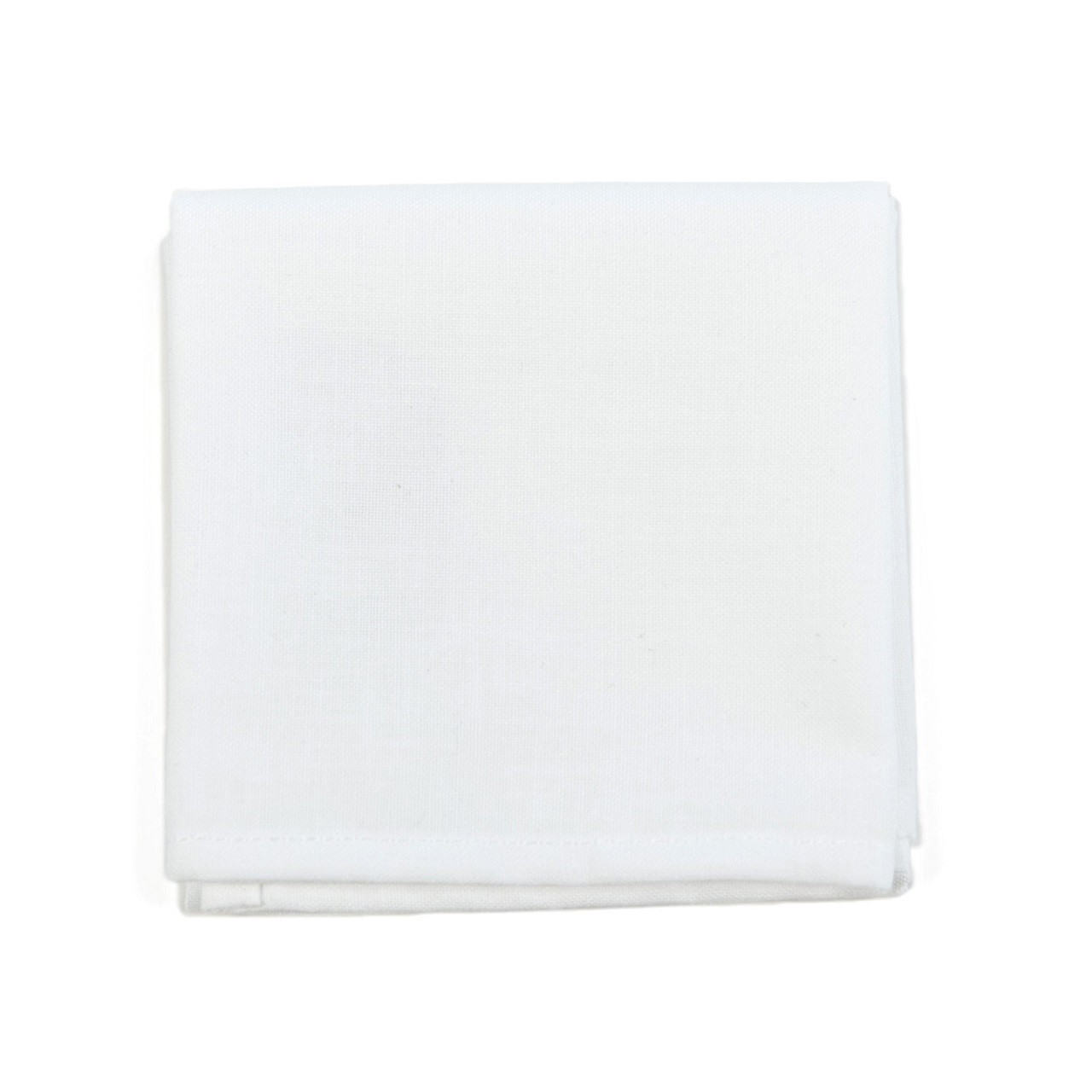 Men's White Handkerchiefs. Are men's white handkerchiefs a dying breed? When was the last time you saw a man with a white handkerchief? I thought about white handkerchiefs this weekend as I watched the Intern.. In the movie, one of the young interns asked Ben (older intern), why he always had a pocket handkerchief.
