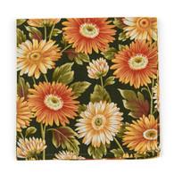 Autumn Daisy Handkerchief