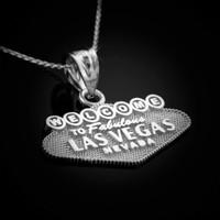 White Gold Las Vegas necklace