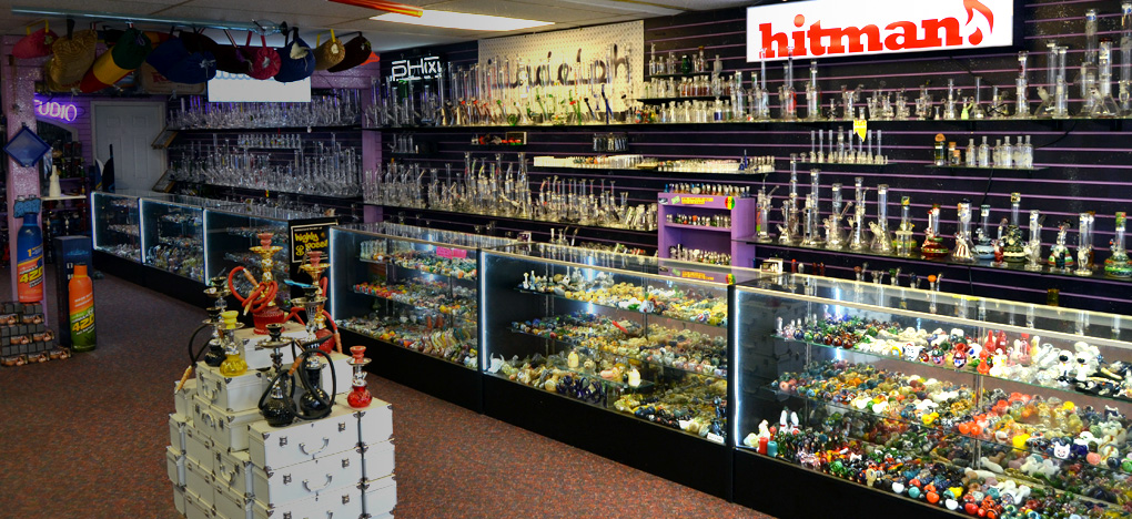 Smoke head shop online