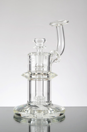 9 inch Mobius Atom Bubbler with Matrix Perc- 7