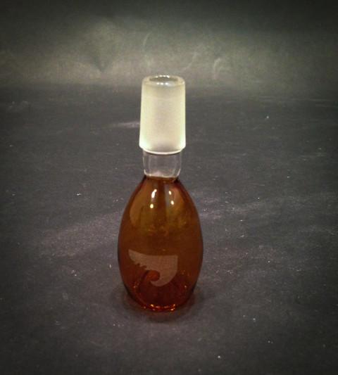 TSUNAMI REPLACEMENT BOWL - Amber-Image 1