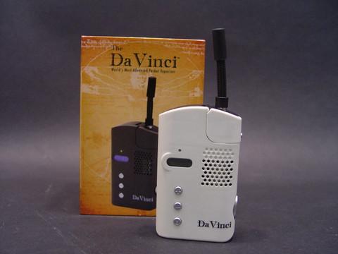 DaVinci Portable Vaporizer-Image 1