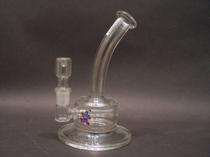 9 inch SYN Stemless Bubbler with Inline Diffuser-Image 1