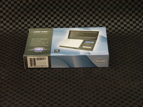 AWS-600 Digital Tobacco Scale-Image 1