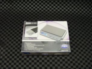 A W S CARD-V2-600 Digital Tobacco Scale-Image 1