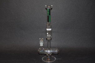 16 in. Zob Mini Inline with Mini Flat Disc Perc