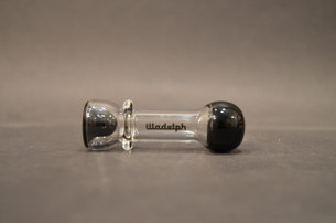 3 in. Illadelph Chillum - Black