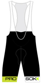 Prosok Team Cycling Bib Shorts