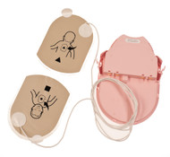 HeartSine samaritan Pediatric Electrodes Pad-Pak™ (1 - 8 years & <55 lbs. or 25 kg)
