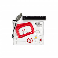 Stryker (Physio-Control) LIFEPAK CR Plus/EXPRESS Replacement Kit for Charge-Pak - 1 set of electrodes