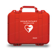 Philips AED Carry Case, Hard-Shell, Water-Proof