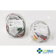 RDT Tempus Pro 12-Lead Modular ECG Cables (AAMI), 8'