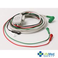 RDT Tempus Pro 4-Lead (Limb) ECG Modular Cables (AAMI), 8'