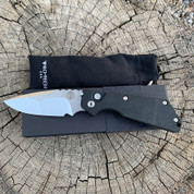Pro-Tech Strider SnG custom edition mirror polish, only 100 produced