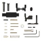 Armaspec Lower Parts Kit Black+ Trigger Guard for AR-15 Platform