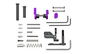 Armaspec Lower Parts Kit for AR-10 Platform Purple