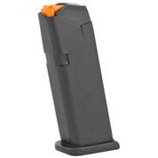 Glock G19 Gen 5 15Rnd 9mm magazine, Black
