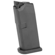 Glock G43  6Rnd 9mm magazine, Black