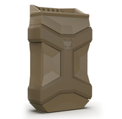 Pitbull Tactical Universal Mag Carrier Gen 2, FDE