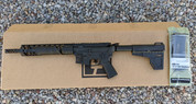 F-1 Firearms, FDR-15 with C7M handguard and SW Blade brace.