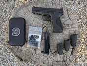 Smith and Wesson Performance Center M&P40 2.0, C.O.R.E