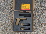 Sig M17 P320 X-Change kit, 9mm, coyote tan. 8900267