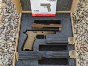 Sig M18 P320 X-Change kit, 9mm, coyote tan. 8900268