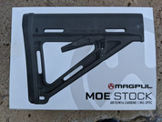 Magpul MOE Carbine Stock Mil spec. Black.