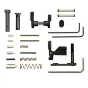 Armaspec Lower Parts Kit Black for AR-15 Platform