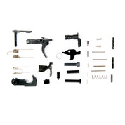 LBE lower parts kit, no grip or trigger guard