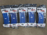DuraMag 5.56 30rnd magazine (5) for AR15 Blue Anodized 5 Pack