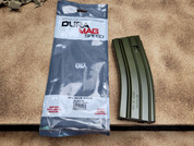 DuraMag 5.56/300blk 30rnd magazine for AR15 OD Green