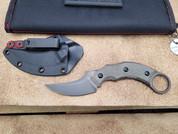 Bastinelli Knives, Mako Compact Prototype