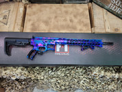 F-1 Firearms BDRx-15 Mermaid Blue .223 Wylde