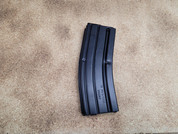 DuraMag Speed Aluminum 10 Round Pined Magazine. Black