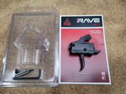 Rise Armament Rave 140 Single Stage 3.5lb Trigger Group, for AR-15