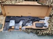 Landor Arms BPX902-G2 Semi-Auto Bullpup 12 Gauge. Black