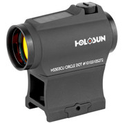 Holosun HS503CU Rifle Red Dot Sight