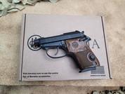 Beretta 3032 Covert Tomcat 32ACP in Black and Walnut