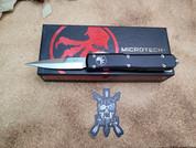 Microtech Ultratech Bayonet Satin Finish