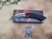 Microtech Hawk Auto Tactical Finish