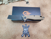 Gerber Fastball Coyote Brown Folding Clever