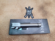 True Precision Glock 19 9mm Threaded Barrel, Satin Stainless