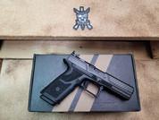 Zev Tech O.Z-9 9mm Pistol with Pro Match Barrel Black