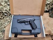 Wilson Combat Sig P320 Full Size 9mm, Black