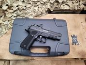 Sig Sauer P226R Legion, with Romeo 1 Pro. Black and Legion Grey